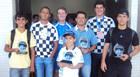 Vítor Amorin é campeão Sub-10 na Etapa Praia Clube do Circuito Regional