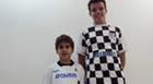 Araxaenses representam o Brasil no Pan-Americano de Xadrez no Peru
