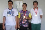 Academia Araxaense de Xadrez realiza torneio da LBX