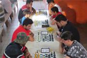 João Paulo Lacerda conquista a 4ª Etapa do Circuito Araxaense de Xadrez