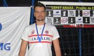 Lucas Cruvinel conquista a 1ª Etapa do Circuito Araxaense de Xadrez