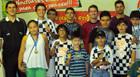Alexandre Cobos vence o Torneio Academia Araxaense de Xadrez