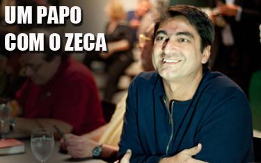 Sempre Um Papo recebe Zeca Camargo em Araxá