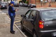 Estacionamento Rotativo oferta 15 vagas para agentes
