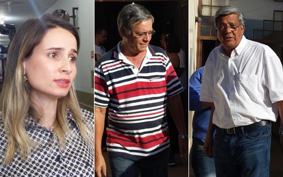 Delegada Paula Lobo Rios Dib comenta acareação e não descarta novas prisões