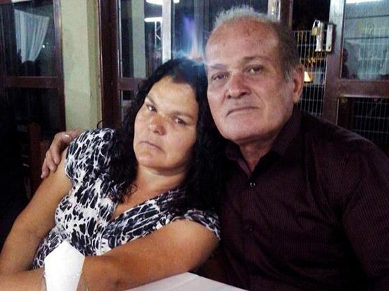 Casal araxaense morre em acidente próximo ao município de Luz