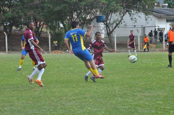 Seleção de Araxá perde para Seleção de Perdizes na Copa Ampla