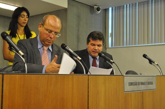 Deputado Bosco se posiciona contra a sobretaxa da exploração do nióbio