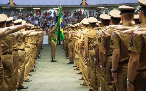 Polícia Militar abre concurso para cerca de 1.600 novos soldados