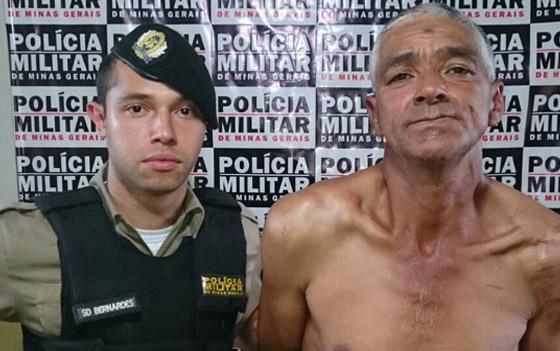 Homem é preso após esfaquear desafeto