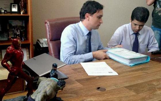PC indicia sete vereadores no caso de compra e venda de apoio político na Câmara
