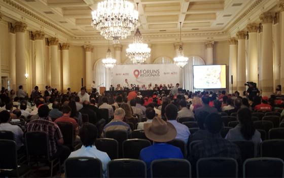 Demandas de Araxá são priorizadas em Fórum Regional de Governo