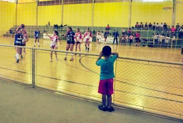 Campeões do handebol são conhecidos nos Jogos Estudantis