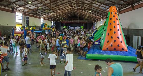 Integração Criança reúne mais de 6 mil pessoas