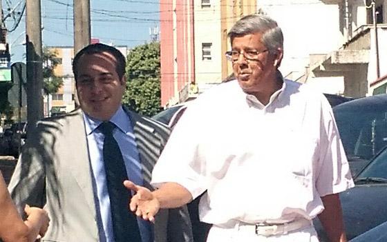 Ex-prefeito Jeová Moreira da Costa é preso temporariamente pela Polícia Civil
