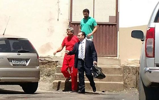 Juiz nega prorrogação de prisão temporária de Jeová Moreira da Costa