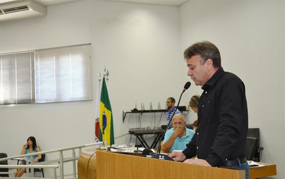 Mauro Chaves critica proposta do Executivo para a criação de 13 cargos comissionados na Prefeitura