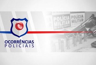 Menor furta cones de sinalização no Centro da cidade; confira as ocorrências policiais