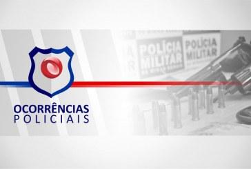 Polícia militar prende autor por porte ilegal de arma de fogo no bairro Aeroporto
