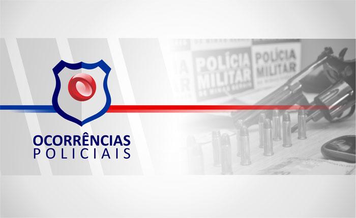 PM registra o quinto roubo em Araxá no período de 24 horas