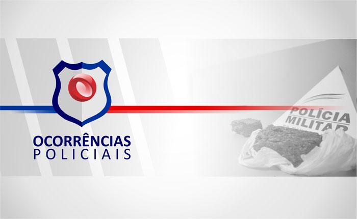 Polícia Militar prende autores de tráfico de drogas no bairro Alvorada