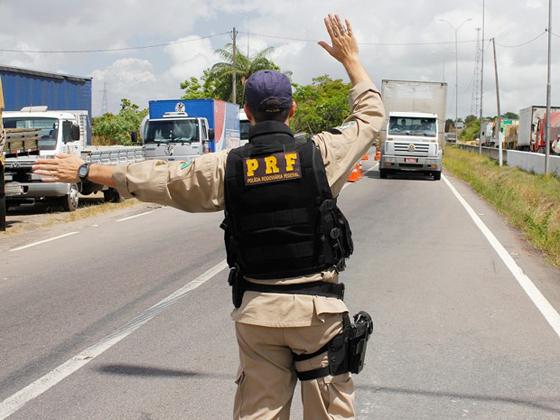 PRF registra 71 mortes em todo o país durante o feriado prolongado