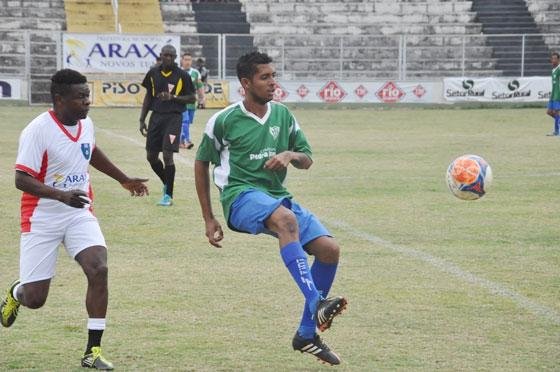 Fazenda Bela Vista e Itaipu empatam no primeiro jogo das semifinais do Ruralão