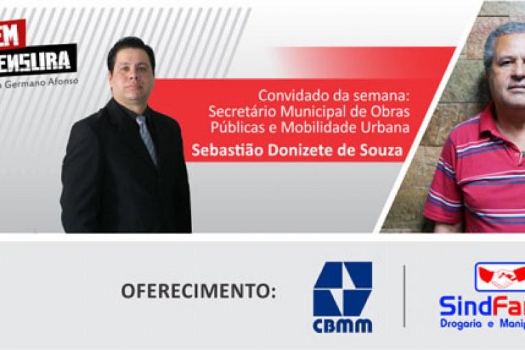 Secretário municipal fala das obras em andamento em Araxá