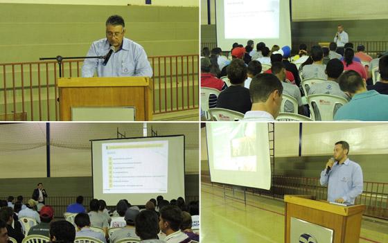 Uniaraxá realiza Semana Agronômica com foco na sustentabilidade do setor