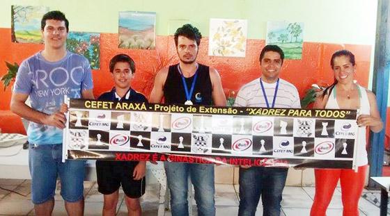 Lucas Cruvinel e João Paulo consagram-se vencedores em campeonatos de xadrez