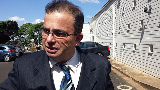 Renato Zupo fala do trabalho da Justiça nos casos de corrupção em Araxá