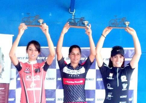 Araxaense participa da Copa Cemil de Ciclismo