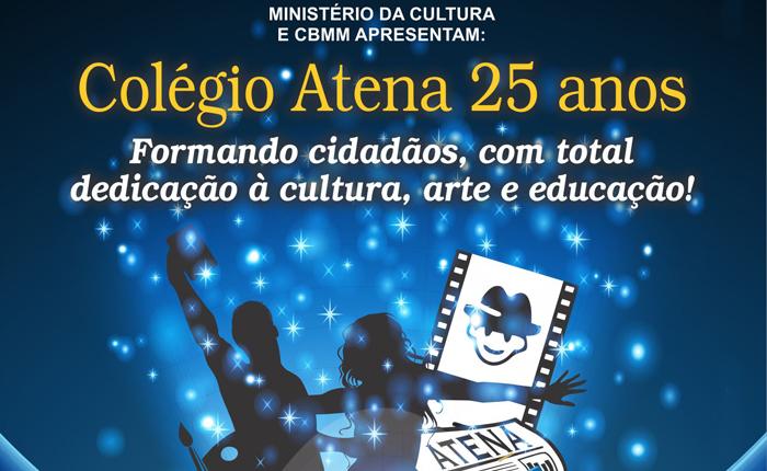 Colégio Atena promove 13ª Feira do Conhecimento