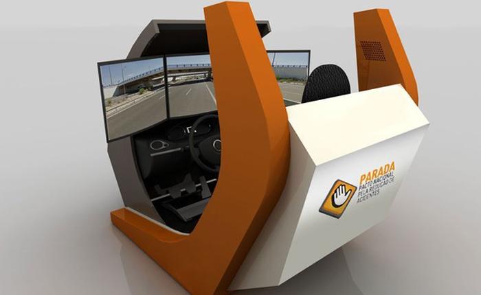 Simulador de direção nas aulas de habilitação será obrigatório a partir de janeiro