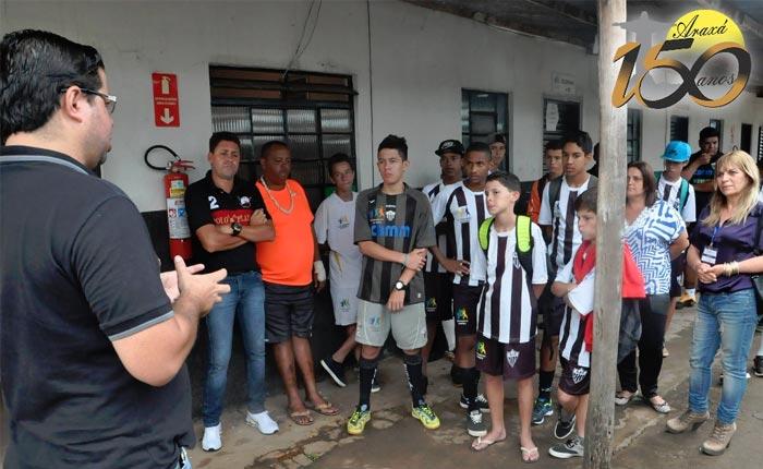 Encerramento Projeto 'Bom de Bola, Bom na Escola'