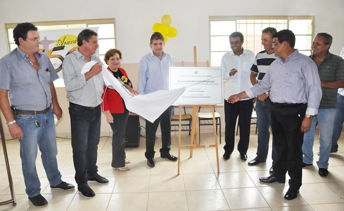 Prefeitura de Araxá reinaugura os Núcleos de Convivência dos bairros Boa Vista, Bom Jesus e Pão de Açúcar