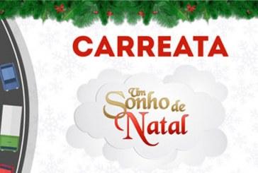 ACIA promove 'Carreata de Natal'