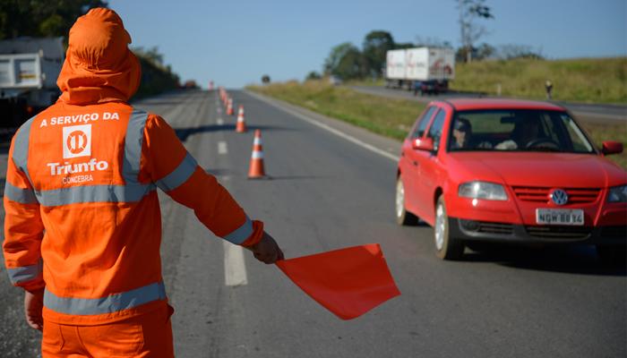 Rodovias administradas pela Triunfo Concebra estão entre as melhores do país no conceito da CNT