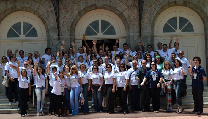 Araxá leva a maior delegação do Congresso Federaminas 2015