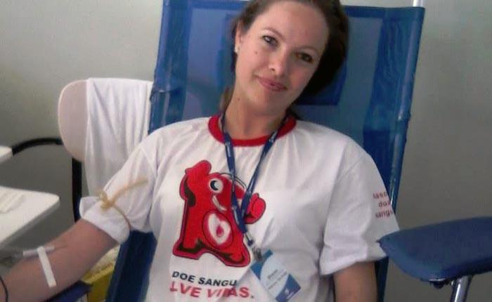 Campanha de doação de sangue será realizada em Araxá no dia 3 de dezembro