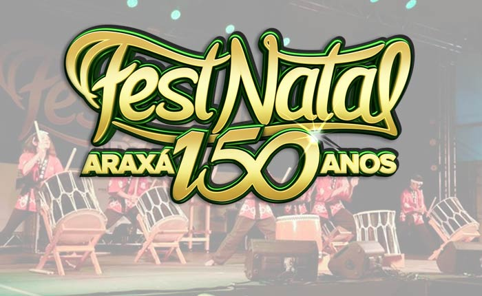 Confira a programação do FestNatal para esta segunda-feira