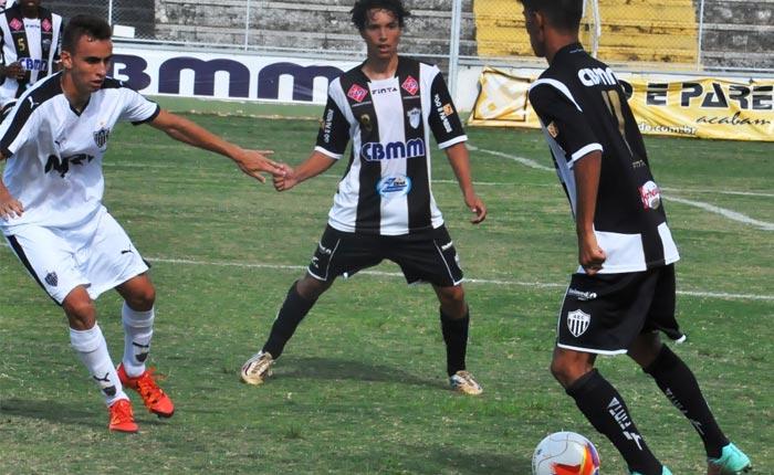 Gansinho estreia com vitória e lidera na Copa São Paulo de Futebol Júnior