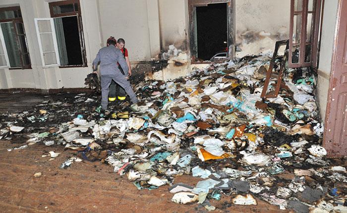 Incêndio no Hotel Colombo