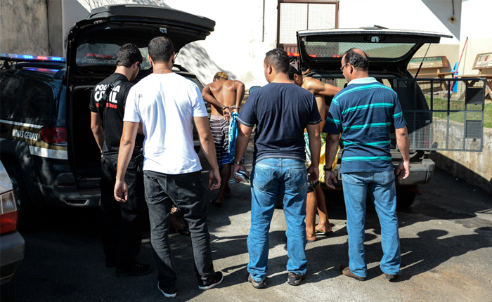 "Polícia Civil prende suspeitos do homicídio de Rejane ""Tieta"""