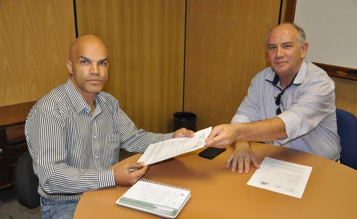 Secretário de Desenvolvimento Econômico recebe demandas do Distrito Industrial