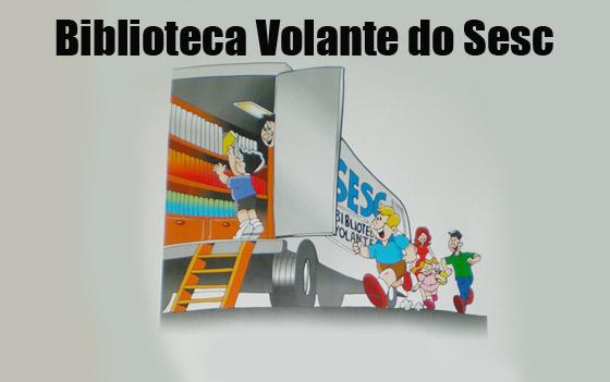Biblioteca Volante e MedSesc Oftalmologia chegam em Araxá