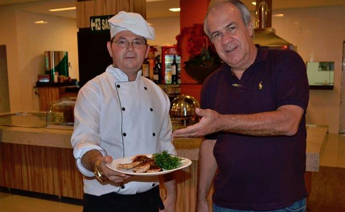 Metendo a Colher – Tarantela Restaurante e Pizzaria