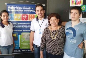 Uniaraxá participa do Dia Nacional da Contratação da Pessoa com Deficiência