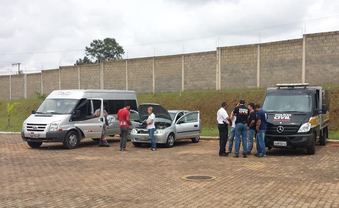 Veículos são vistoriados em regime de mutirão em Araxá