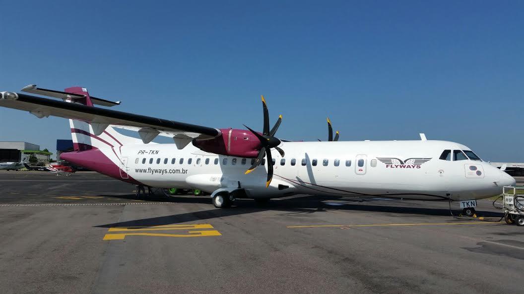 Flyways inicia operação nesta quarta-feira em Araxá